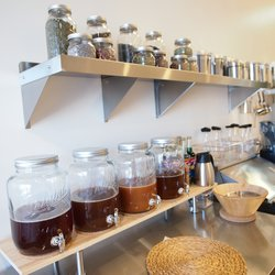 Rewts boasts a variety of organic and high-quality tea choices